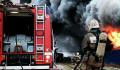 Сотрудник МЧС пострадал при тушении пожара в доме престарелых в Москве