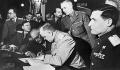 Подписание Декларации о поражении Германии и раздел оккупационных зон