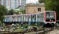 В Москве восстановили движение поездов на Филевской линии метро