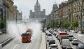 Городские службы Москвы продолжают работать в усиленном режиме