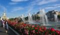В Москве в воскресенье ожидаются небольшой дождь и до 28 градусов тепла