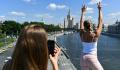 Москвичам во вторник пообещали жару до +32 градусов
