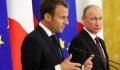 Франция расследует утечку переговоров Макрона и Путина