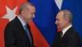 В Анкаре сообщили о телефонном разговоре Путина и Эрдогана