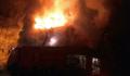 Бирюков: около 100 человек тушат пожар в коллекторе на севере Москвы