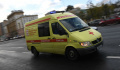 На Кутузовском проспекте произошло лобовое столкновение двух автомобилей