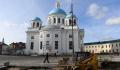 Минниханов попросил патриарха Кирилла освятить собор в Казани