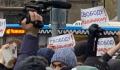 Сторонники Навального пропустили букву в его фамилии на плакатах