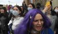 Полиция в Москве призвала участников несанкционированной акции разойтись