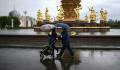 Москвичей предупредили о сильных дождях в субботу