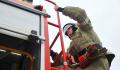 На юго-востоке Москвы потушили пожар на заводе по переработке лома