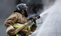 В Москве локализовали пожар на складе