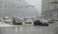 Синоптик заявил, что мокрый снег не вызовет обледенения дорог в Москве