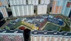 В Москве в январе число сделок с новостройками упало на 8%