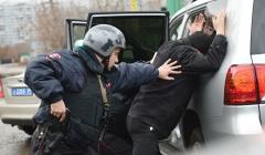 Подмосковные полицейские поймали банду автоугонщиков