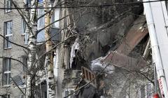 В Орехово-Зуеве ищут нескольких жильцов дома, где взорвался газ