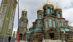 В Московской области разрешили посещать храмы РПЦ