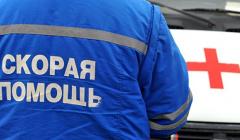 В центре Москвы в ДТП с пятью автомобилями пострадал человек