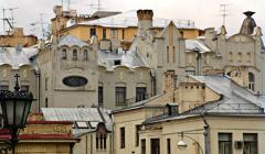 Палаты Римских-Корсаковых на Остоженке временно сдвинут вглубь квартала
