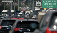 Догнали и перегнали. Объяснены причины роста трафика в Москве
