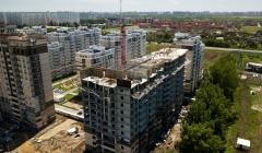 """Жилой квартал на 850 тысяч """"квадратов"""" построят на северо-западе Москвы"""
