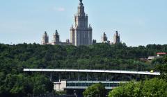 """Московские власти рассказали о ходе тестирования дрона-такси в """"Лужниках"""""""