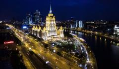 Движение на Кутузовском проспекте в Москве восстановили после ДТП