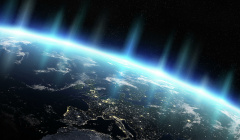 """Корабль """"Союз МС-17"""" с экипажем МКС вошел в атмосферу"""