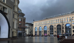 В Москве проверят соблюдение противоэпидемических мер в ЦДМ