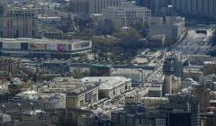 Движение по внешней стороне Садового кольца в Москве восстановили
