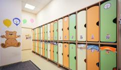 В детских садах в Москве создали условия для защиты от заболеваний